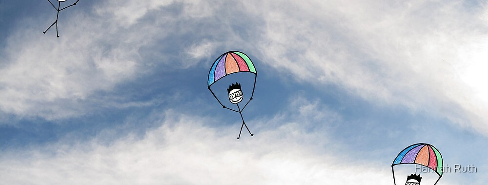 Mr Sunnies Skydiving Adventure by Hannah Ruth