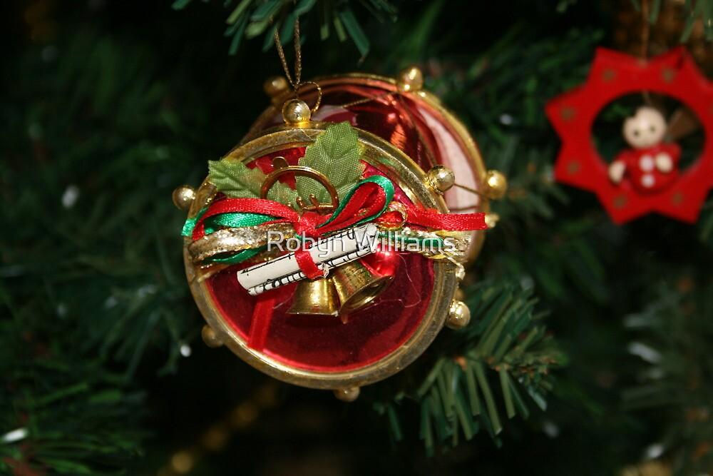 Christmas treasure by Robyn Williams