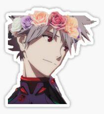 Princess Kaworu - Evangelion Sticker