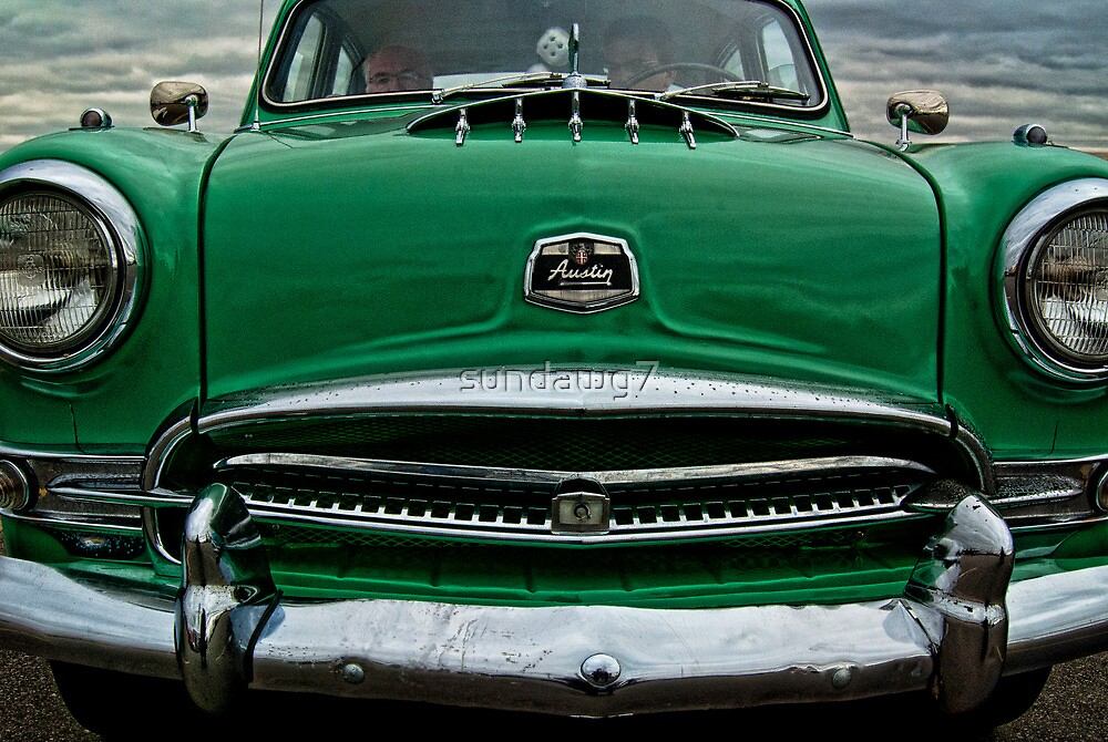 1958 Austin by sundawg7