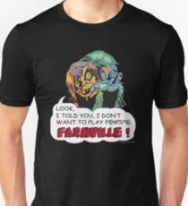 Farmville Horror Unisex T-Shirt