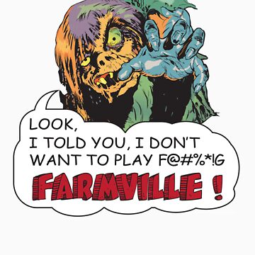 Farmville Horror by InvisibleSmith