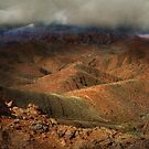Storm over Arkaroola by Peter Hammer