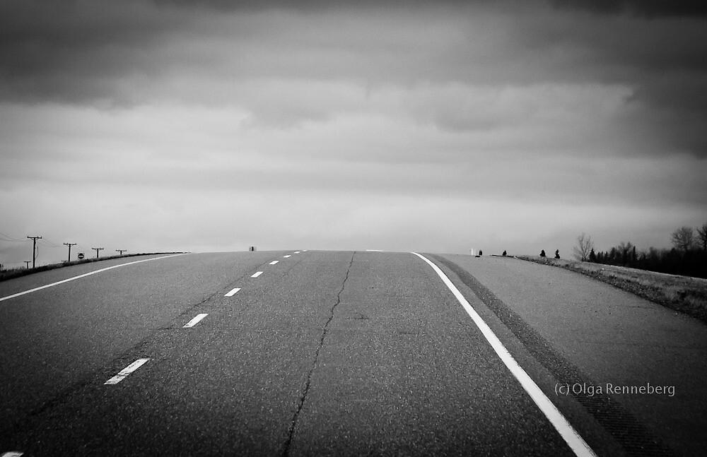 Road  by Orenn