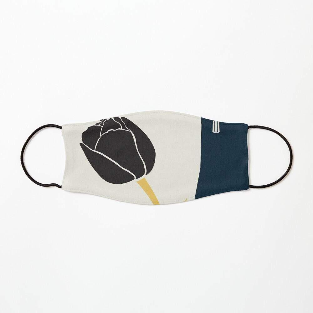 The Black Tulip - 3 colors Mask