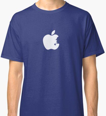 Sherlock Holmes - Apple logo Classic T-Shirt