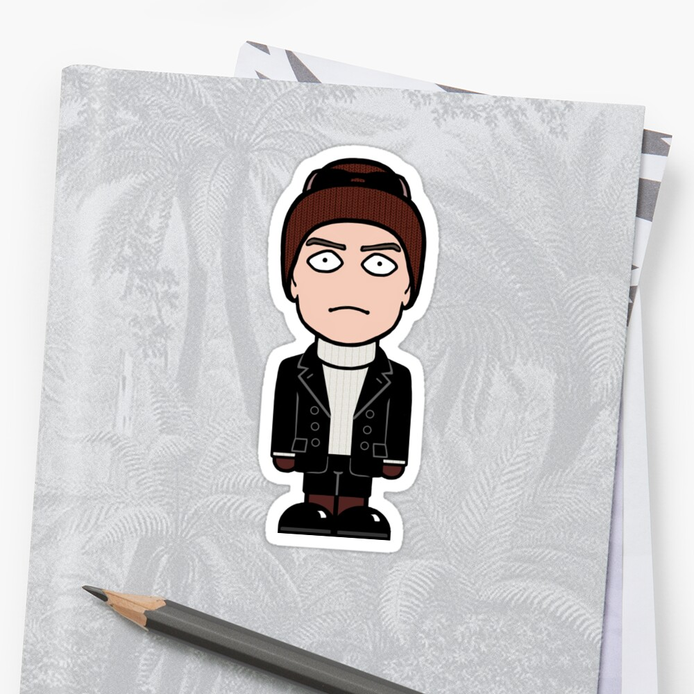 Terrence Waterspoon (sticker) by redscharlach