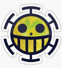 Heart Pirates Crew Sticker
