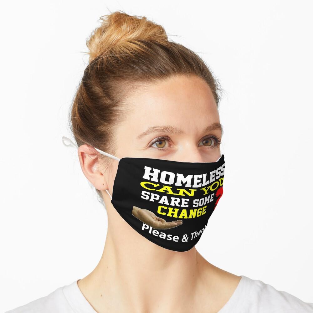 Homeless Design Mask