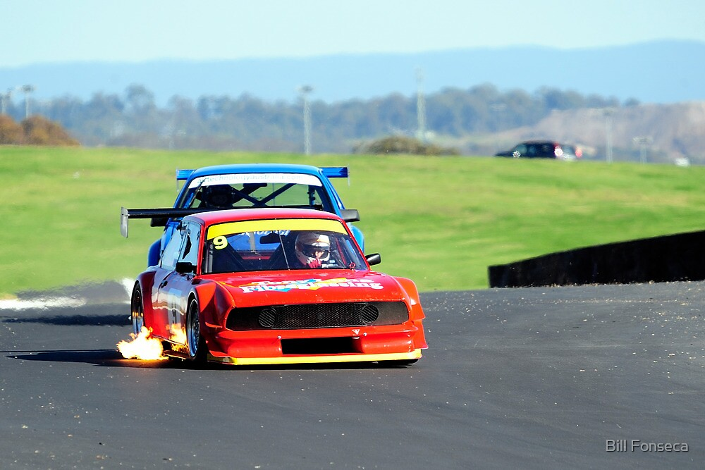 Joseph Said | NSW Motor Race Championship | Round 3 by Bill Fonseca