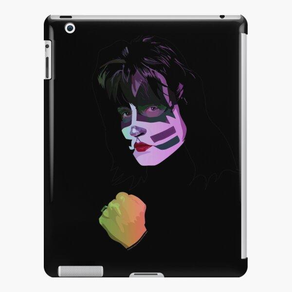 KISS - The Catman - Galaxy Vector iPad Snap Case