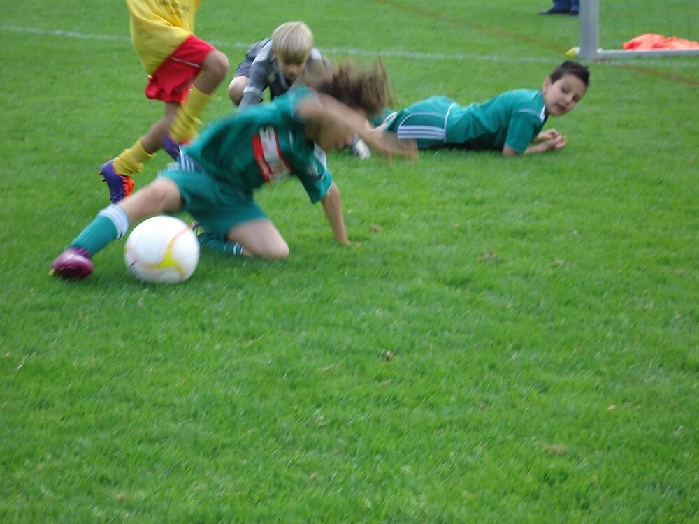 Holligen football by fladelita