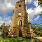 Bitteswell Church by MartinMuir