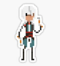 Pixel Edward Sticker