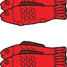 Yummy Fish by DetourShirts