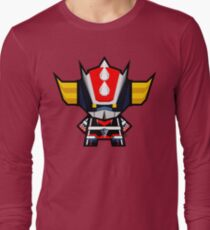 Mekkachibi Grendizer Long Sleeve T-Shirt