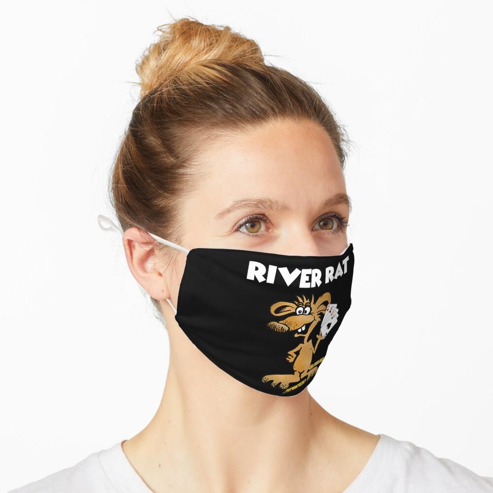 River Rat Design Mask