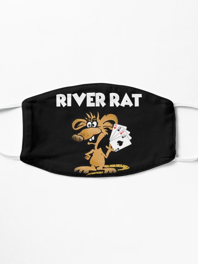 Alternate view of River Rat Design Mask