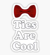 Cool Baby Onesie PJ Jumpsuit - Bow Ties - T-Shirt Greeting Card Sticker