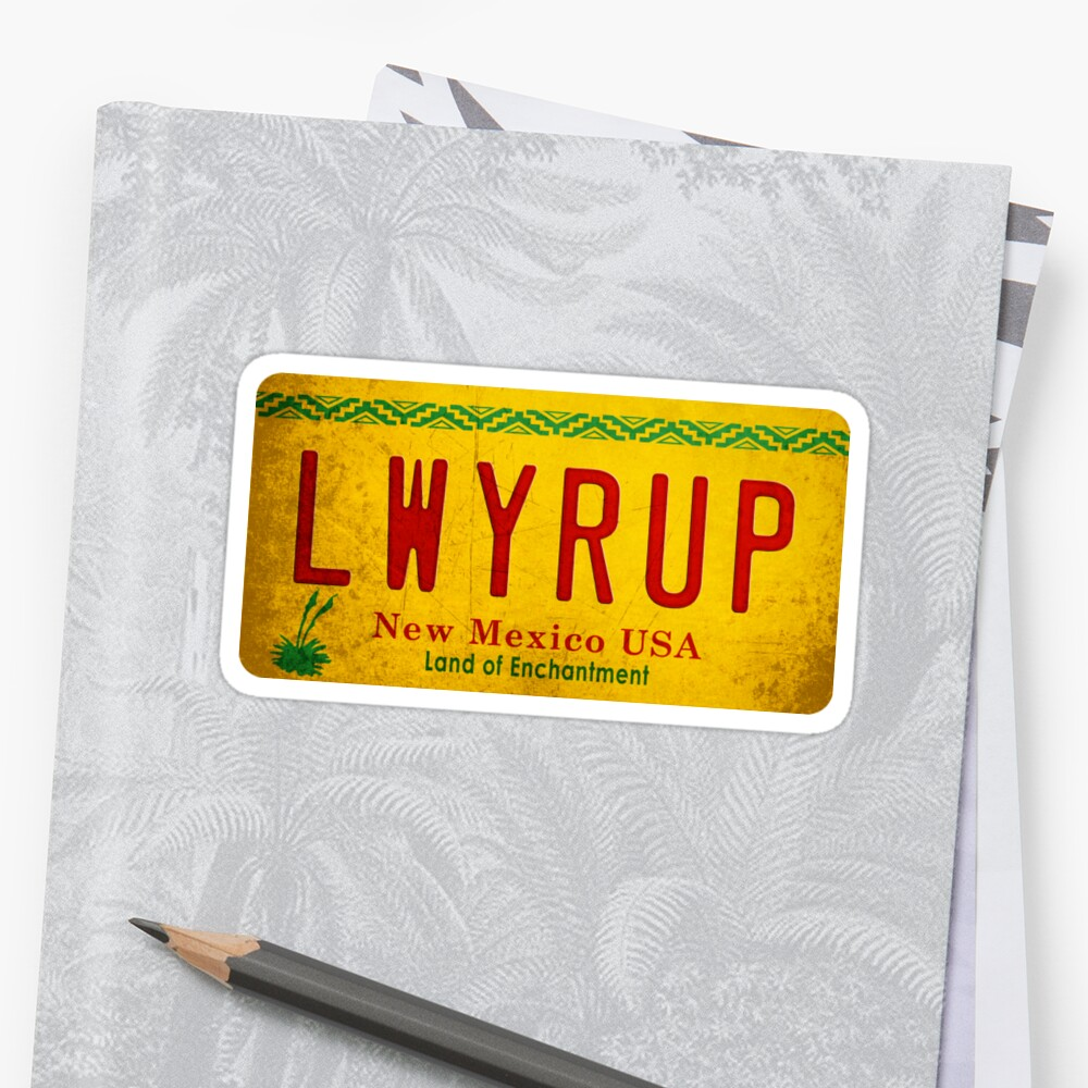 LWYRUP (Breaking Bad, Better Call Saul) by RetroPops