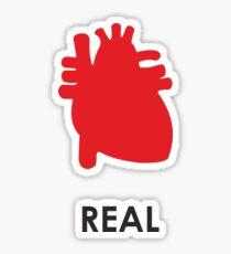 Reality - White Sticker