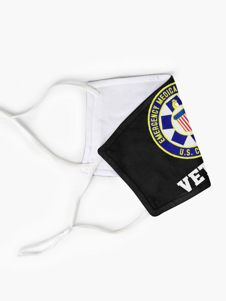 Alternate view of EMT Veteran USCG Design Mask