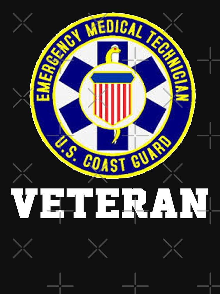 EMT Veteran USCG Design by Mbranco