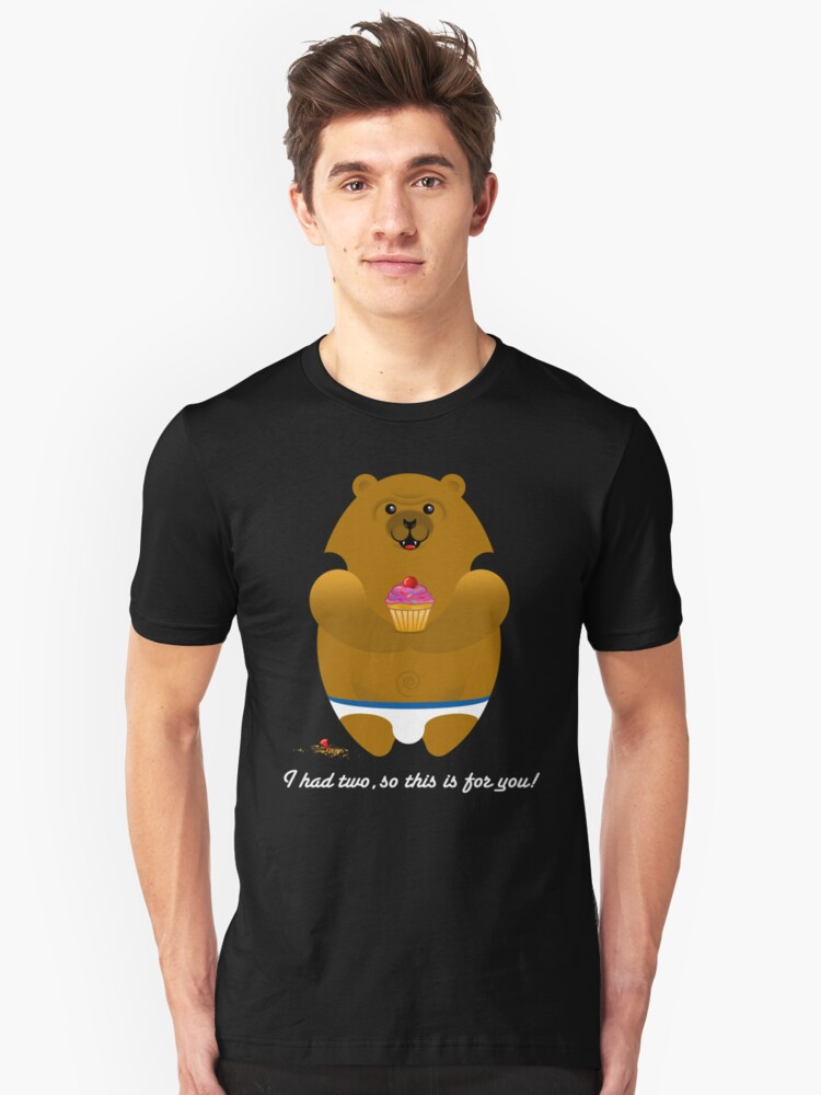 I HAD TWO... Unisex T-Shirt Front