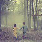 In My Friend, I Find A Second Self.... by Carol Knudsen