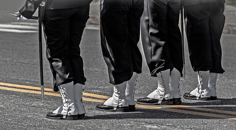 Spats by Peter Maeck