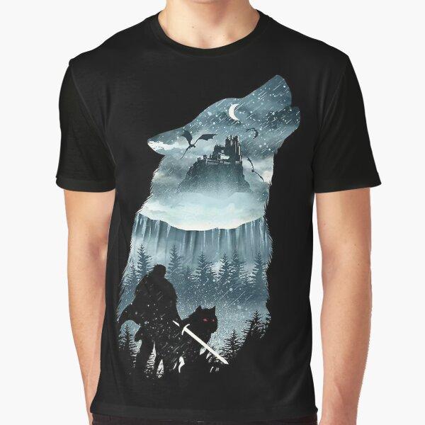 Kaer Morhen Graphic T-Shirt