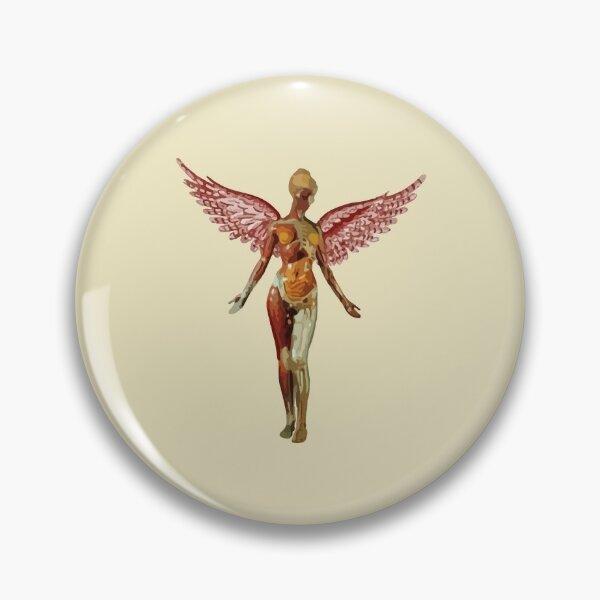 In Utero Graphic Pin