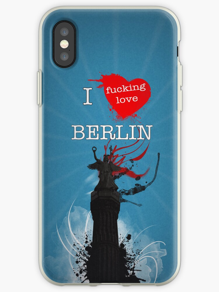 I f***ing love Berlin by daspixel