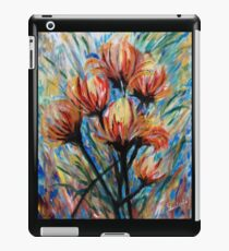 Blooms iPad Case/Skin