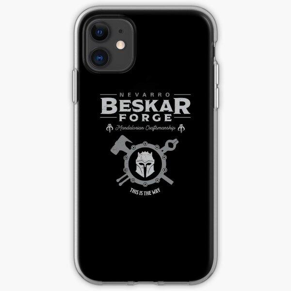 Beskar Forge Steel iPhone Soft Case