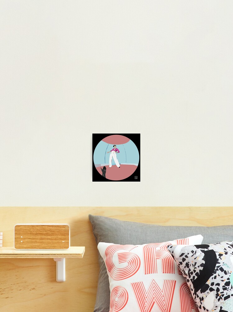 Harry Styles Fine Line Album Cover Art Photographic Print By Morganmurphy17 Redbubble