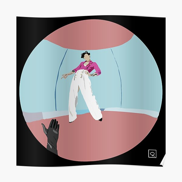 Harry Styles Fine Line Album Cover Art Poster