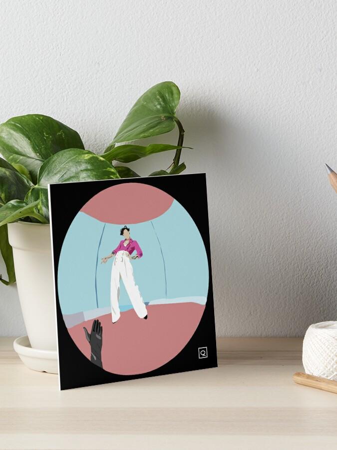 Harry Styles Fine Line Album Cover Art Art Board Print By Morganmurphy17 Redbubble