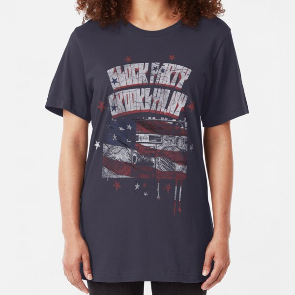 Brooklyn House Party Slim Fit T-Shirt