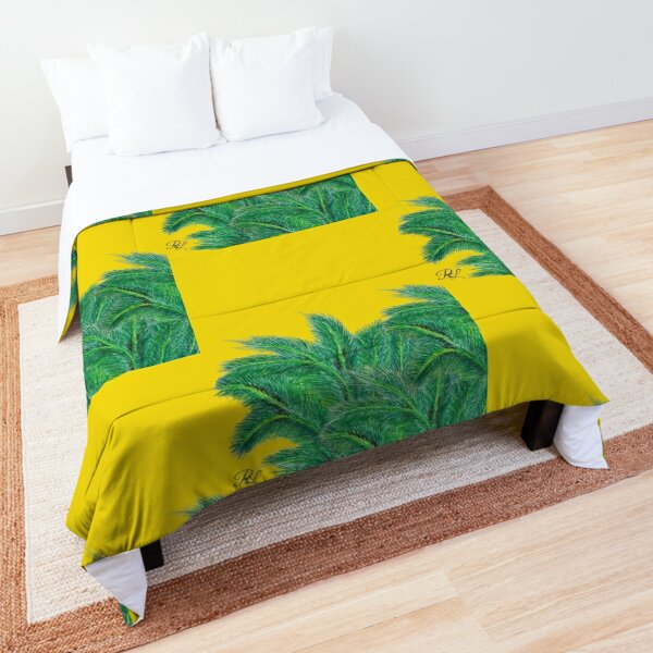 Palm Forest Comforter
