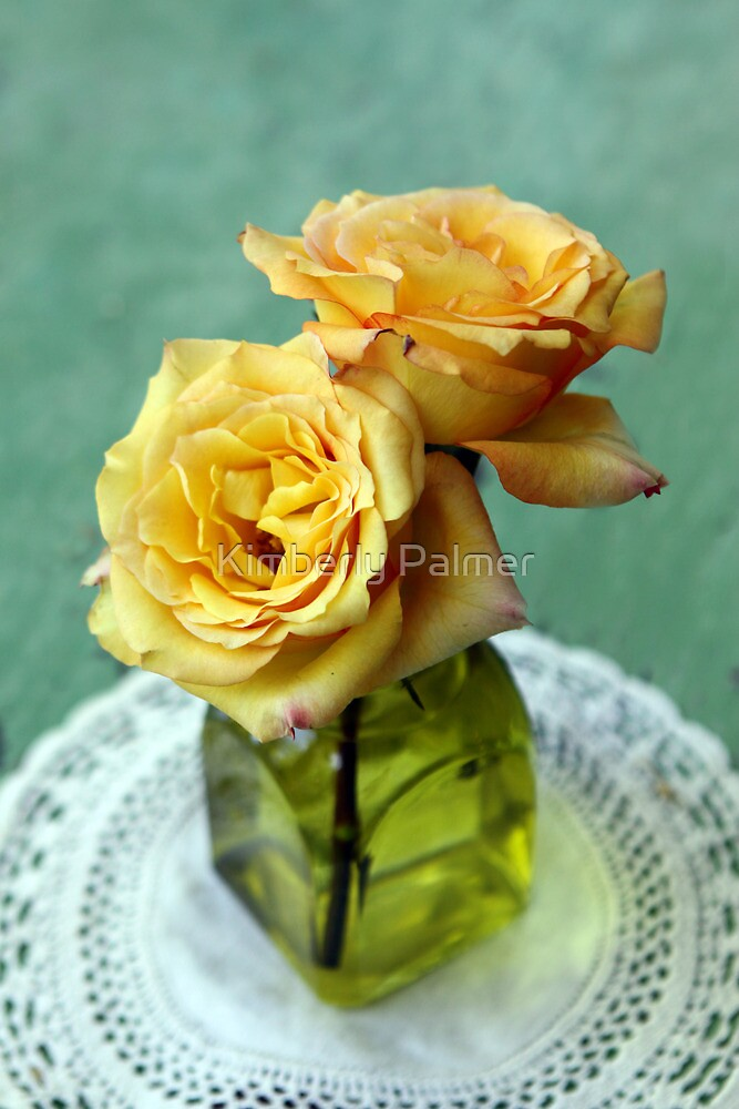 Roses by Kimberly Palmer