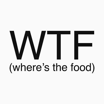 Where's The Food? by jamieharrington
