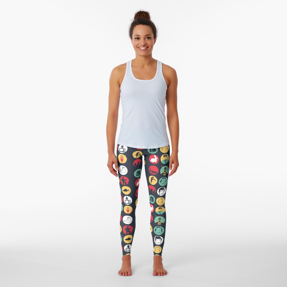 And Now for Something Completely Different  Leggings