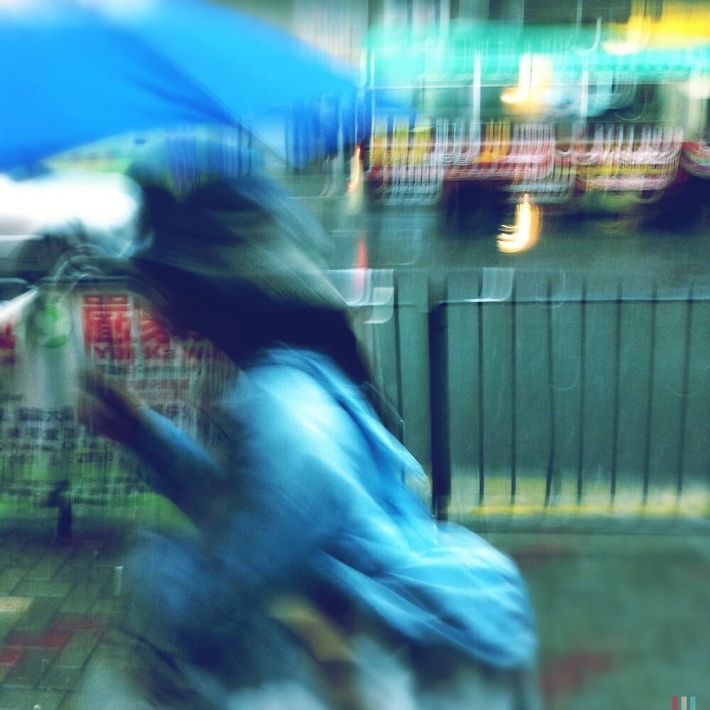 雨 Rain by Ken Liu