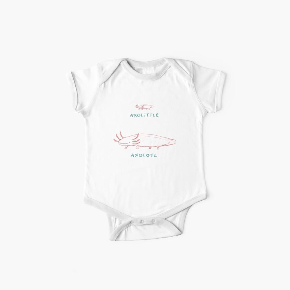Axolittle Axolotl Baby One-Piece