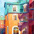 Colourful Tremblaunt (sold) by bettymmwong
