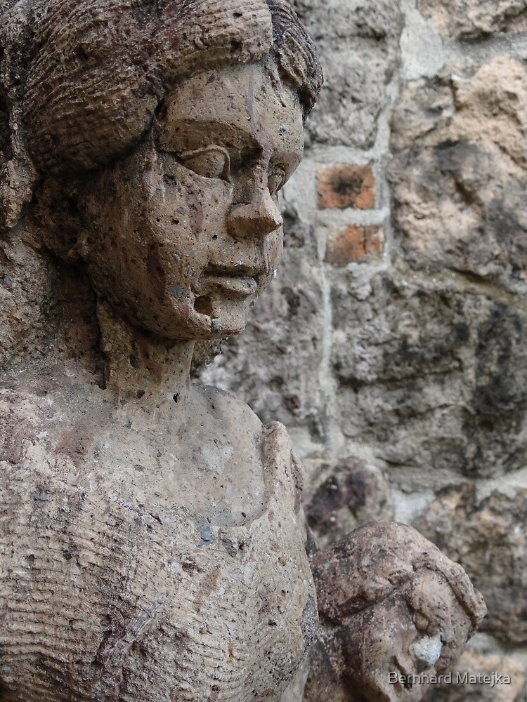 Stonemasonry - Trabajo Del Cantero by Bernhard Matejka