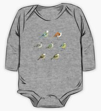 The Tit Family One Piece - Long Sleeve
