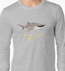 Whale Sharks Rule! Long Sleeve T-Shirt