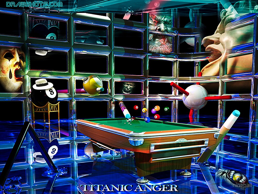 Titanic Anger by nineball